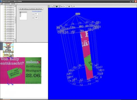 ObjectCreator2 Screenshot Linien