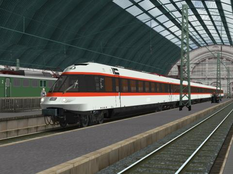 Screenshot BR403 IC Lackierung in Bahnhof
