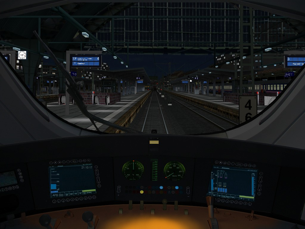 Loksim3d Strecken Ice